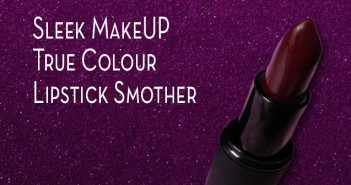 Sleek MakeUP rossetto Smother il colore dell'autunno