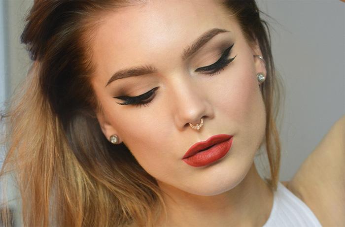 Estremamente Tutorial Makeup Classico-Chic OW01