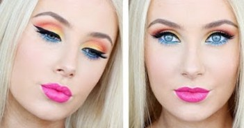 makeup-tutorial-colorato-e-luminoso